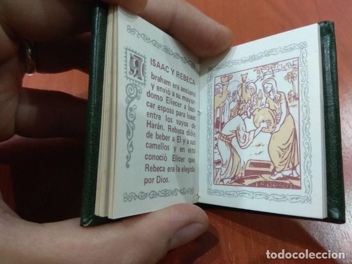 Libros de segunda mano: Mini Biblia. - Foto 8 - 217584900
