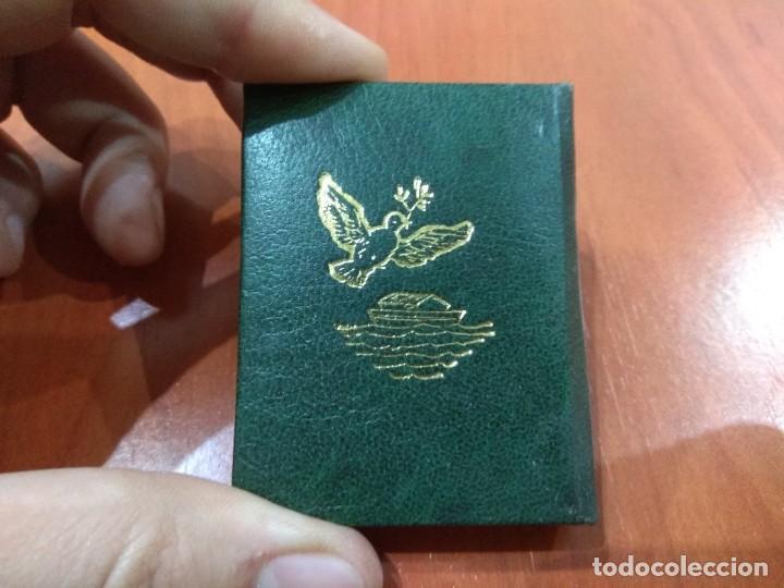 Libros de segunda mano: Mini Biblia. - Foto 9 - 217584900