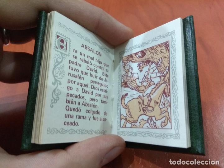 Libros de segunda mano: Mini Biblia. - Foto 13 - 217584900