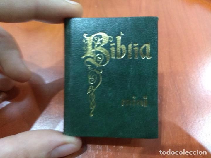 Libros de segunda mano: Mini Biblia. - Foto 15 - 217584900