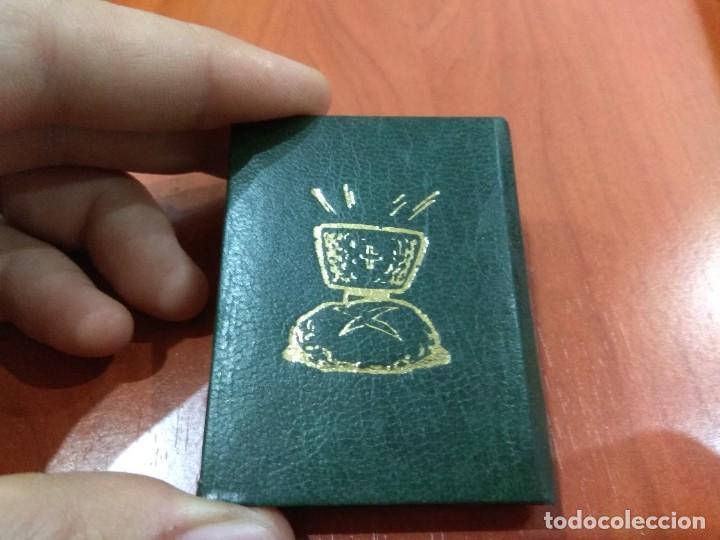 Libros de segunda mano: Mini Biblia. - Foto 19 - 217584900