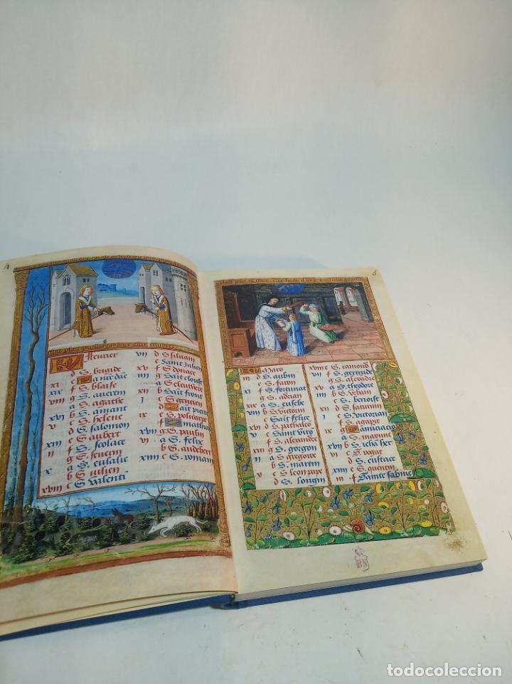 Libros de segunda mano: Libro de horas de Carlos V. Biblioteca nacional. Vitrina 24.3. Colec. Manuscritos. 2002. Facsímil. - Foto 4 - 217786133