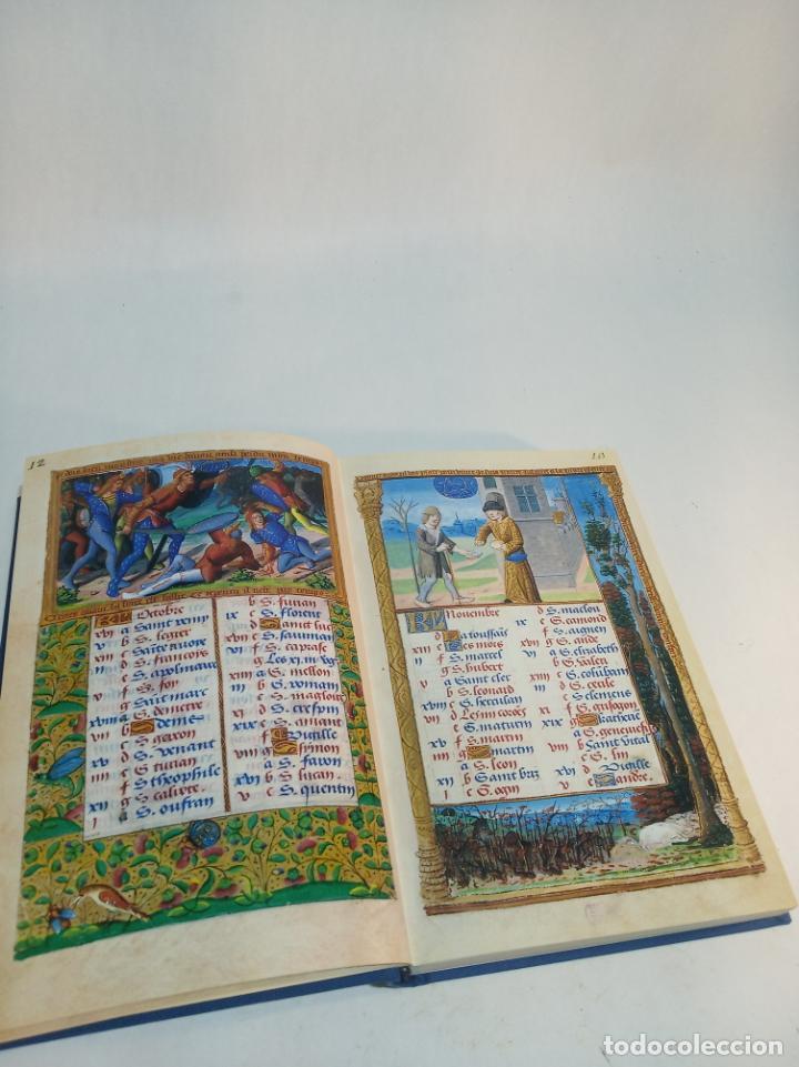 Libros de segunda mano: Libro de horas de Carlos V. Biblioteca nacional. Vitrina 24.3. Colec. Manuscritos. 2002. Facsímil. - Foto 5 - 217786133