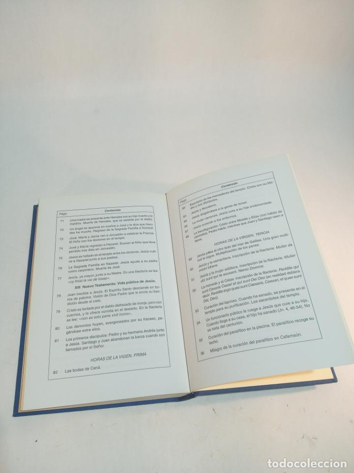 Libros de segunda mano: Libro de horas de Carlos V. Biblioteca nacional. Vitrina 24.3. Colec. Manuscritos. 2002. Facsímil. - Foto 10 - 217786133