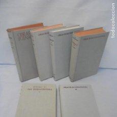 Libros de segunda mano: OBRAS DE SAN BENAVENTE. 6 TOMOS. BIBLIOTECA DE AUTORES CRISTIANOS. 2º Y 3ª EDICION. Lote 218007376