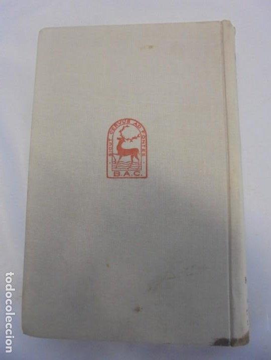 Libros de segunda mano: OBRAS DE SAN BENAVENTE. 6 TOMOS. BIBLIOTECA DE AUTORES CRISTIANOS. 2º Y 3ª EDICION - Foto 20 - 218007376
