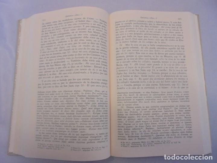 Libros de segunda mano: OBRAS DE SAN BENAVENTE. 6 TOMOS. BIBLIOTECA DE AUTORES CRISTIANOS. 2º Y 3ª EDICION - Foto 32 - 218007376