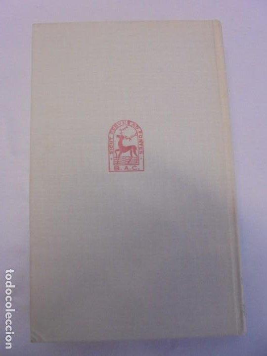 Libros de segunda mano: OBRAS DE SAN BENAVENTE. 6 TOMOS. BIBLIOTECA DE AUTORES CRISTIANOS. 2º Y 3ª EDICION - Foto 33 - 218007376
