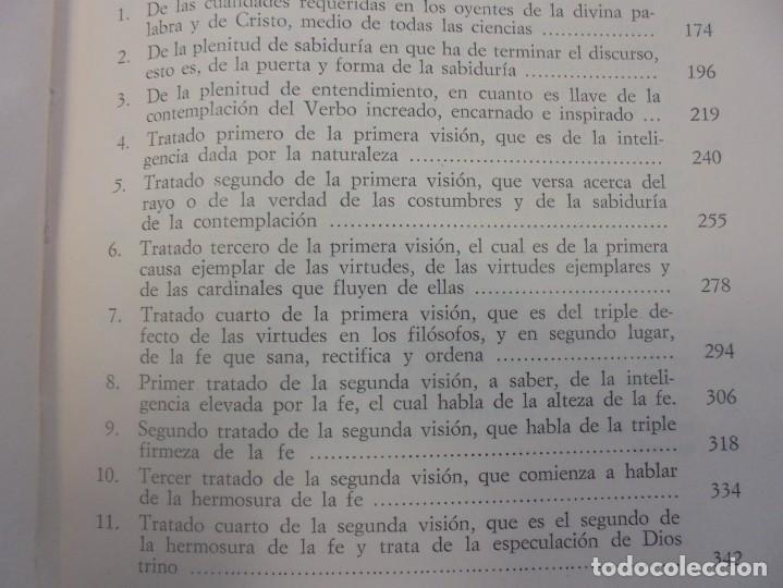 Libros de segunda mano: OBRAS DE SAN BENAVENTE. 6 TOMOS. BIBLIOTECA DE AUTORES CRISTIANOS. 2º Y 3ª EDICION - Foto 38 - 218007376