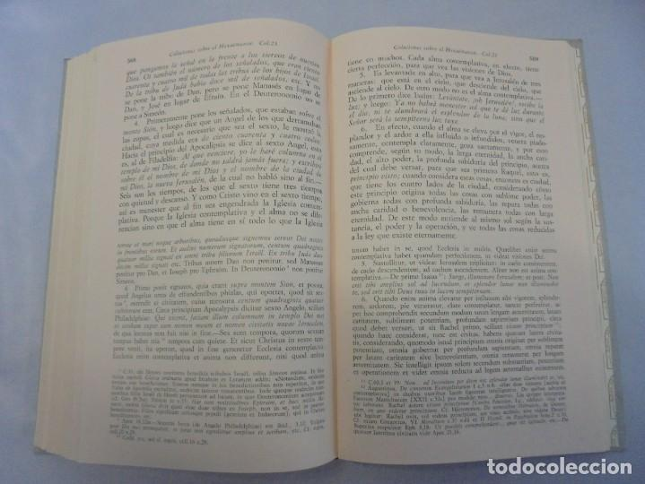 Libros de segunda mano: OBRAS DE SAN BENAVENTE. 6 TOMOS. BIBLIOTECA DE AUTORES CRISTIANOS. 2º Y 3ª EDICION - Foto 43 - 218007376