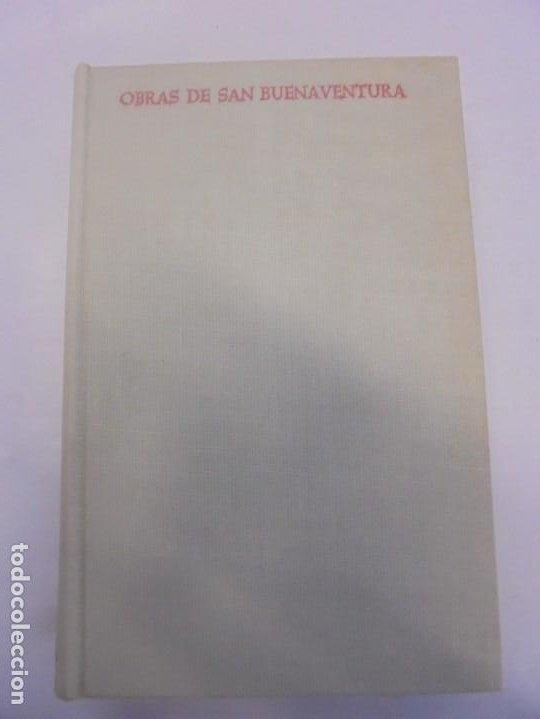 Libros de segunda mano: OBRAS DE SAN BENAVENTE. 6 TOMOS. BIBLIOTECA DE AUTORES CRISTIANOS. 2º Y 3ª EDICION - Foto 45 - 218007376