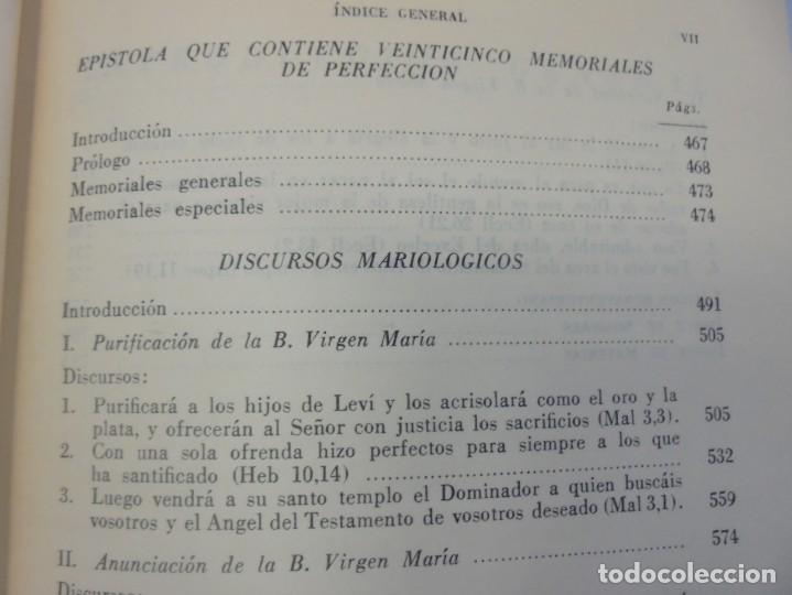 Libros de segunda mano: OBRAS DE SAN BENAVENTE. 6 TOMOS. BIBLIOTECA DE AUTORES CRISTIANOS. 2º Y 3ª EDICION - Foto 52 - 218007376