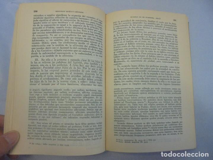 Libros de segunda mano: OBRAS DE SAN BENAVENTE. 6 TOMOS. BIBLIOTECA DE AUTORES CRISTIANOS. 2º Y 3ª EDICION - Foto 56 - 218007376