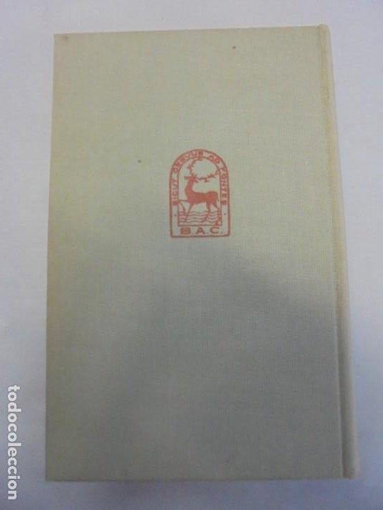 Libros de segunda mano: OBRAS DE SAN BENAVENTE. 6 TOMOS. BIBLIOTECA DE AUTORES CRISTIANOS. 2º Y 3ª EDICION - Foto 58 - 218007376