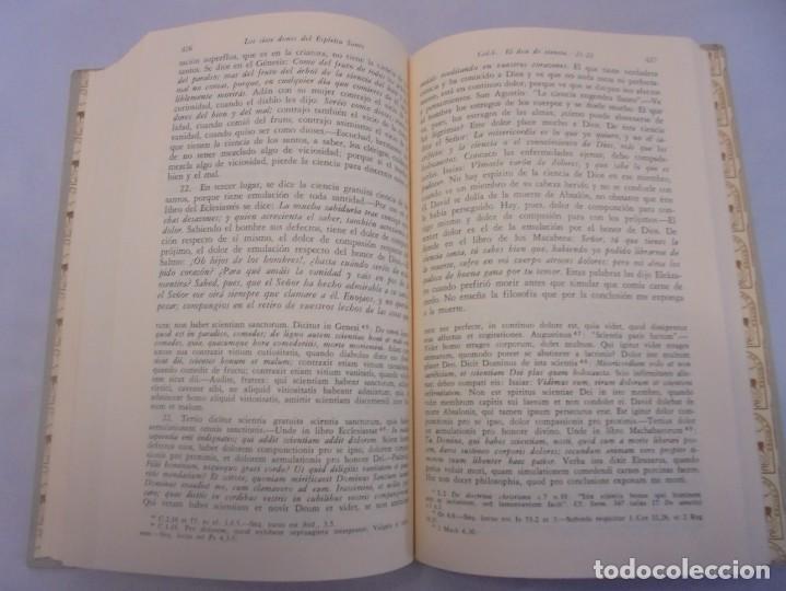 Libros de segunda mano: OBRAS DE SAN BENAVENTE. 6 TOMOS. BIBLIOTECA DE AUTORES CRISTIANOS. 2º Y 3ª EDICION - Foto 68 - 218007376