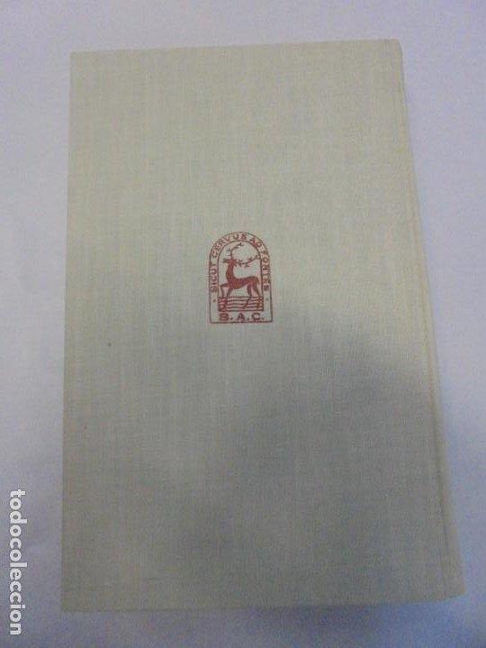 Libros de segunda mano: OBRAS DE SAN BENAVENTE. 6 TOMOS. BIBLIOTECA DE AUTORES CRISTIANOS. 2º Y 3ª EDICION - Foto 70 - 218007376