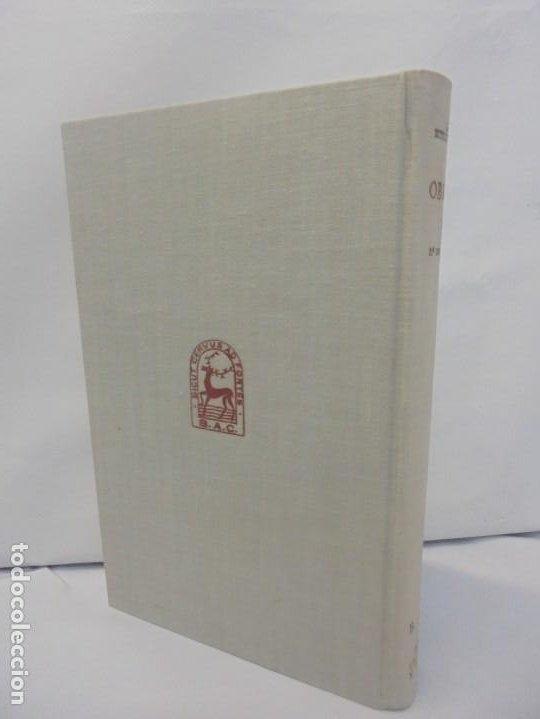 Libros de segunda mano: OBRAS DE SAN BENAVENTE. 6 TOMOS. BIBLIOTECA DE AUTORES CRISTIANOS. 2º Y 3ª EDICION - Foto 71 - 218007376