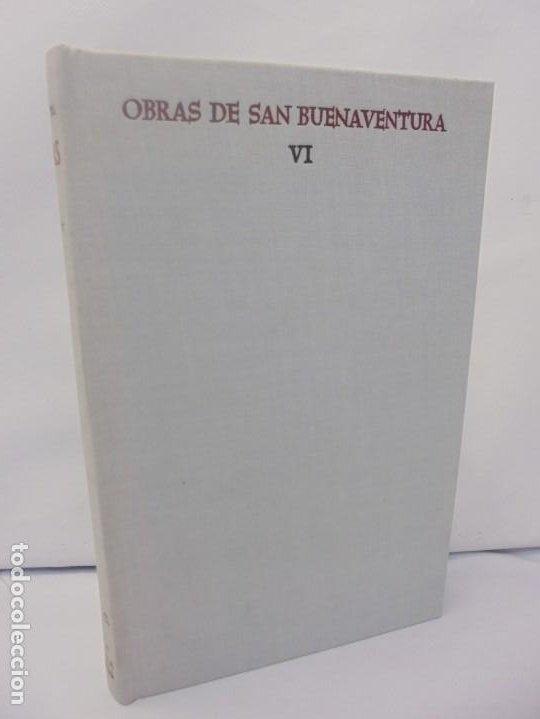 Libros de segunda mano: OBRAS DE SAN BENAVENTE. 6 TOMOS. BIBLIOTECA DE AUTORES CRISTIANOS. 2º Y 3ª EDICION - Foto 72 - 218007376