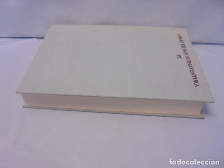 Libros de segunda mano: OBRAS DE SAN BENAVENTE. 6 TOMOS. BIBLIOTECA DE AUTORES CRISTIANOS. 2º Y 3ª EDICION - Foto 75 - 218007376