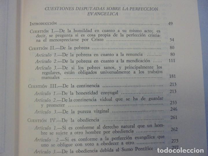 Libros de segunda mano: OBRAS DE SAN BENAVENTE. 6 TOMOS. BIBLIOTECA DE AUTORES CRISTIANOS. 2º Y 3ª EDICION - Foto 81 - 218007376