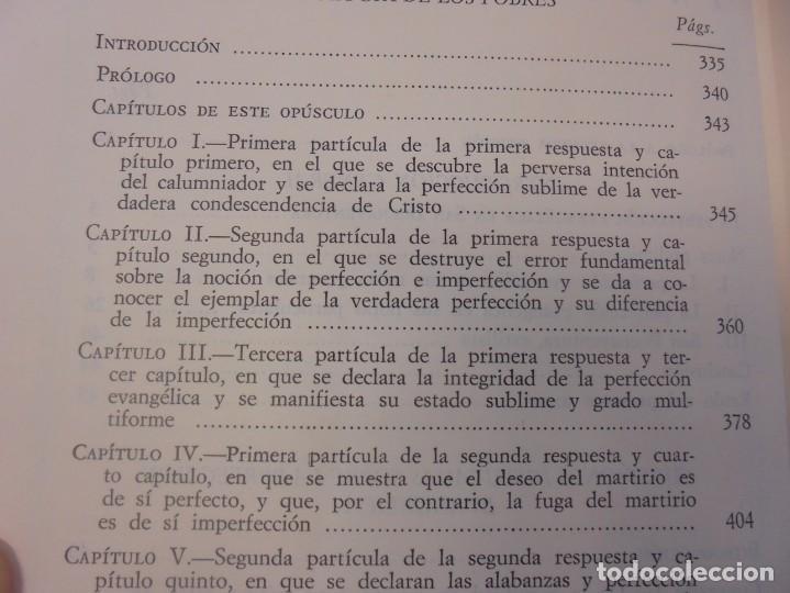 Libros de segunda mano: OBRAS DE SAN BENAVENTE. 6 TOMOS. BIBLIOTECA DE AUTORES CRISTIANOS. 2º Y 3ª EDICION - Foto 82 - 218007376