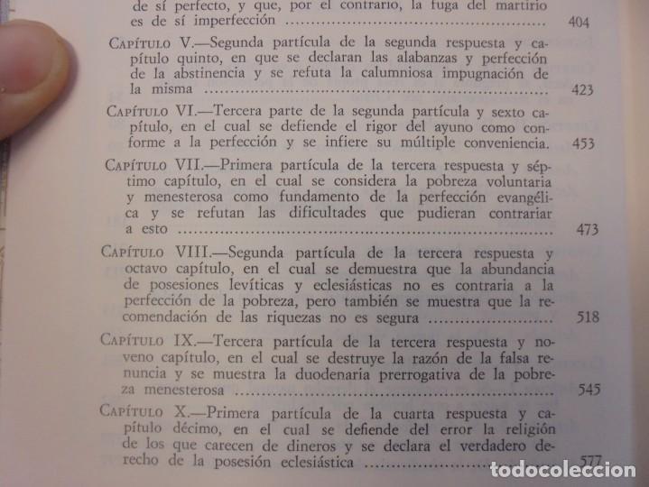 Libros de segunda mano: OBRAS DE SAN BENAVENTE. 6 TOMOS. BIBLIOTECA DE AUTORES CRISTIANOS. 2º Y 3ª EDICION - Foto 83 - 218007376