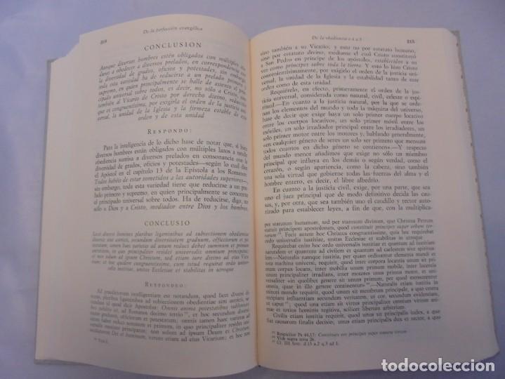 Libros de segunda mano: OBRAS DE SAN BENAVENTE. 6 TOMOS. BIBLIOTECA DE AUTORES CRISTIANOS. 2º Y 3ª EDICION - Foto 86 - 218007376