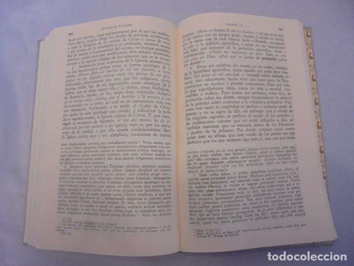 Libros de segunda mano: OBRAS DE SAN BENAVENTE. 6 TOMOS. BIBLIOTECA DE AUTORES CRISTIANOS. 2º Y 3ª EDICION - Foto 87 - 218007376