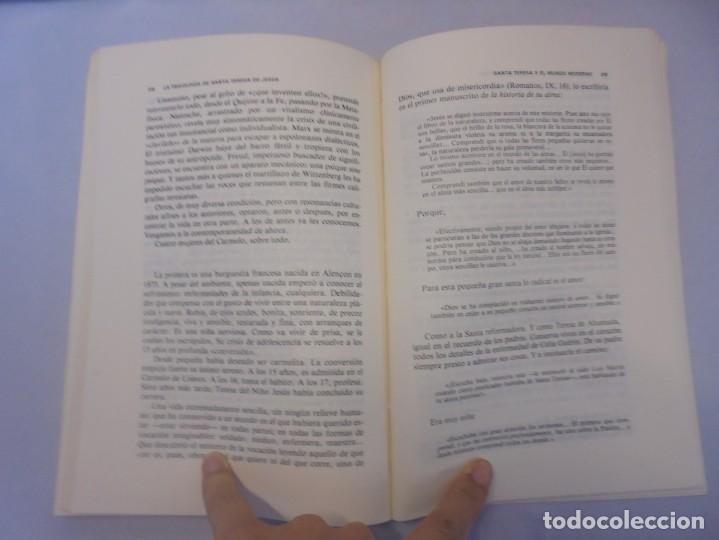 Libros de segunda mano: LA PSICOLOGIA DE SANTA TERESA DE JESUS. JOSE MARIA POVEDA ARIÑO. DEDICADO POR AUTOR. RIALP 1984 - Foto 14 - 218007770