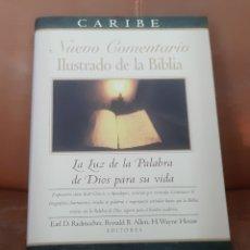 Libri di seconda mano: LIBRO NUEVO COMENTARIO ILUSTRADO DE LA BIBLIA (LA LUZ DE LA PALABRA DE DIOS PARA SU VIDA) 2.003. Lote 218702838