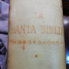 Livros em segunda mão: LA SANTA BIBLIA. Lote 219307525
