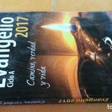 Libros de segunda mano: EVANGELIO 2017 CICLO A SAN PABLO Z-001. Lote 219331555