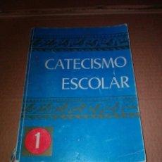 Libri di seconda mano: ANTIGUO CATECISMO ESCOLAR 1. AÑOS 70.. Lote 219465066