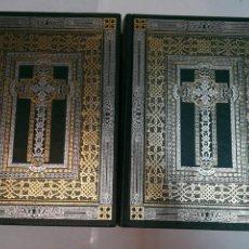 Libros de segunda mano: BIBLIA DE JERUSALÉN ILUSTRADA. 2 TOMOS S948T. Lote 219837177