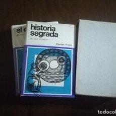 Libros de segunda mano: EL EVANGELIO. HISTORIA SAGRADA. DE MIS AHIJADOS. DANIEL- ROPS. EDITORIAL ANDORRA. 1968.. Lote 220697361