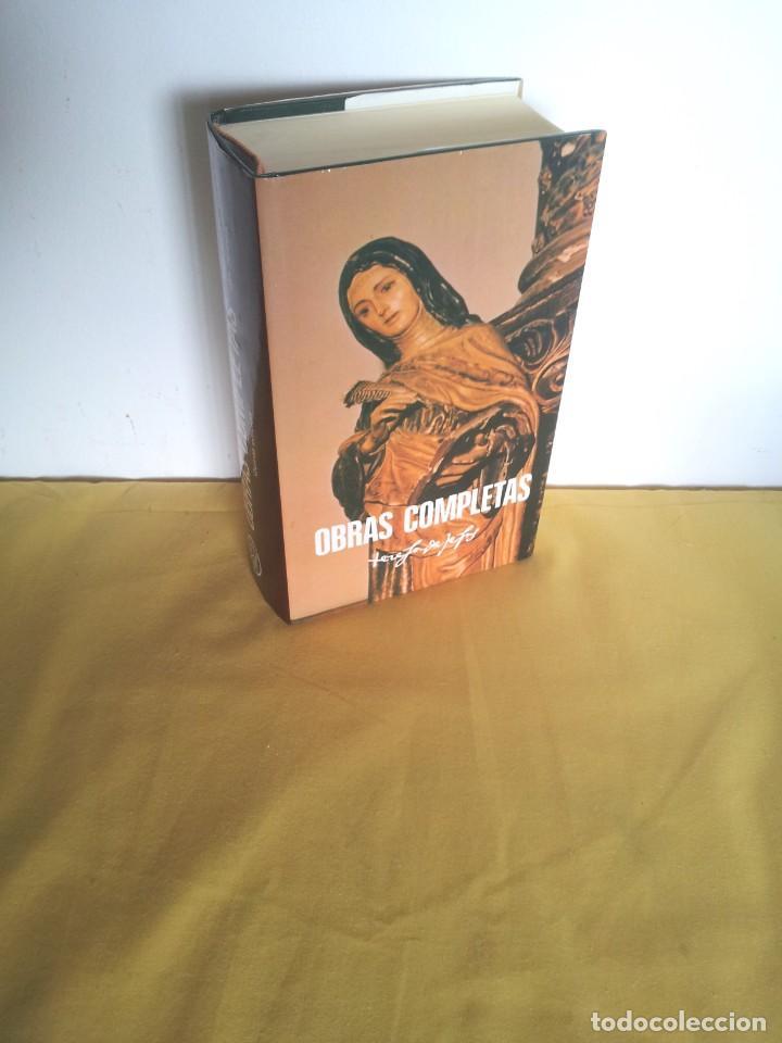 SANTA TERESA DE JESUS - OBRAS COMPLETAS - 5ª EDICION, EDITORIAL DE ESPIRITUALIDAD 2000 (Libros de Segunda Mano - Religión)