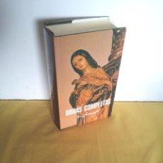 Libros de segunda mano: SANTA TERESA DE JESUS - OBRAS COMPLETAS - 5ª EDICION, EDITORIAL DE ESPIRITUALIDAD 2000. Lote 220929238