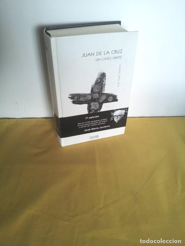 JOSE MARIA JAVIERE - JUAN DE LA CRUZ, UN CASO LIMITE - EDICIONES SIGUEME 2006 (Libros de Segunda Mano - Religión)