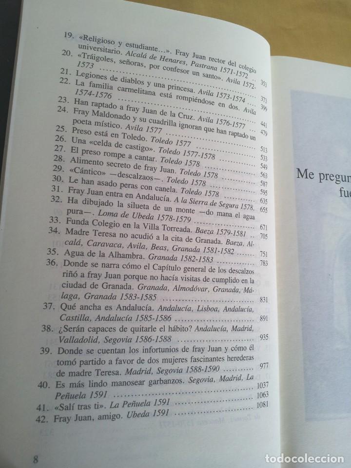 Libros de segunda mano: JOSE MARIA JAVIERE - JUAN DE LA CRUZ, UN CASO LIMITE - EDICIONES SIGUEME 2006 - Foto 4 - 220939546