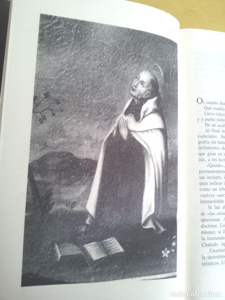 Libros de segunda mano: JOSE MARIA JAVIERE - JUAN DE LA CRUZ, UN CASO LIMITE - EDICIONES SIGUEME 2006 - Foto 5 - 220939546