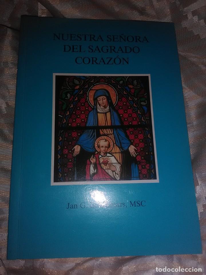 NUESTRA SEÑORA DEL SAGRADO CORAZÓN. BOVENMARS. 1997. (Libros de Segunda Mano - Religión)
