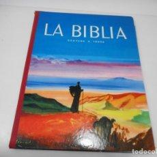 Libros de segunda mano: LA BIBLIA CONTADAS A TODOS Q3191T. Lote 221278226