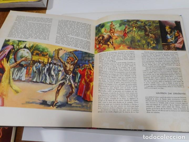 Libros de segunda mano: La Biblia contadas a todos Q3191T - Foto 2 - 221278226