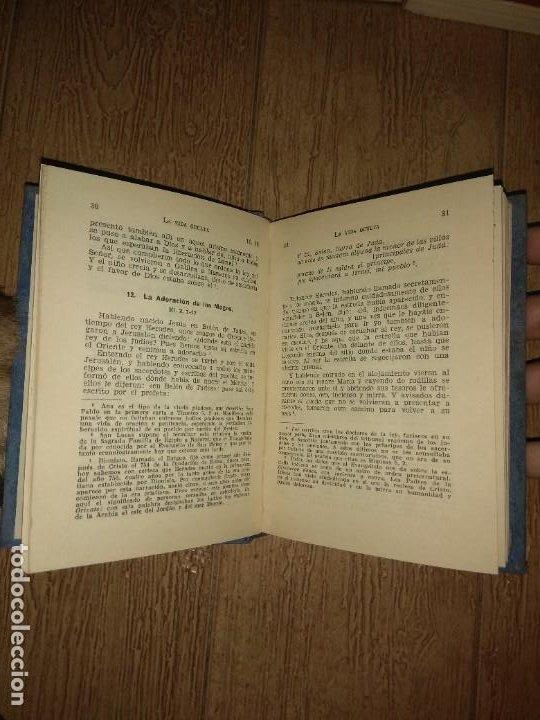 Libros de segunda mano: Los cuatro evangelios en uno. P. Severiano del Páramo, S. J. - Foto 3 - 221408532
