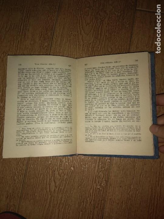 Libros de segunda mano: Los cuatro evangelios en uno. P. Severiano del Páramo, S. J. - Foto 4 - 221408532