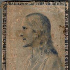 Libros de segunda mano: LA VIDA DE JESUS CONTADA AL PUEBLO CON LAS PALABRAS DEL EVANGELIO POR EL P.EUSEBIO TINTORI 1939. Lote 221554492
