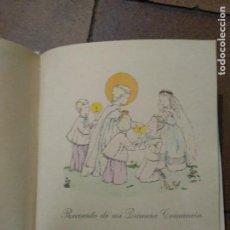 Libros de segunda mano: LIBRO RECUERDO DE MI PRIMERA COMUNIÓN. SIN USAR.. Lote 222045852