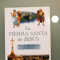 Libros de segunda mano: LA TIERRA SANTA DE JESÚS -SPANISH DOKO EDICIÓN.DIFICIL.. Lote 222591255