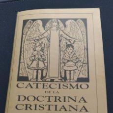 Libros de segunda mano: CATECISMO DE LA DOCTRINA CRISTIANA POR RIPALDA. Lote 222678088