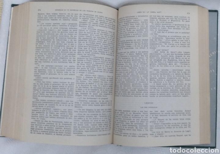 Libros de segunda mano: MEMORIAS DE UN REPORTERO DE LOS TIEMPOS DF CRISTO.2 EDICCIÓN ESPAÑOLA 1956 CARLOS M. DE HEREDIA S.J. - Foto 7 - 222719712